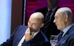 الصورة: نتنياهو يتنازل عن وزارة الدفاع ويعين نفتالي بينيت