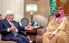 الصورة: ولي العهد السعودي: اتفاق الرياض فاتحة خير للتوصل إلى حل سياسي شامل يُنهي الأزمة اليمنية