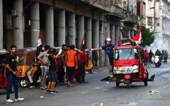 الصورة: اتفاق سياسي لإنهاء احتجاجات العراق والإبقاء على السلطة