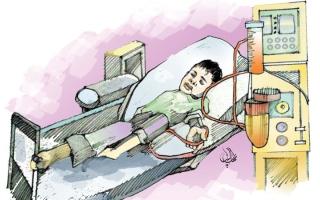 الصورة: سرطان الكلى يهدد حياة الطفل «فهد»