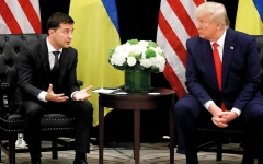الصورة: الضغوط على كييف أثارت قلقاً في البيت الأبيض