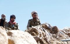 الصورة: القوات اليمنية المشتركة تستـعـد لعملية عسكرية واسعة شمال الضالع وغربها