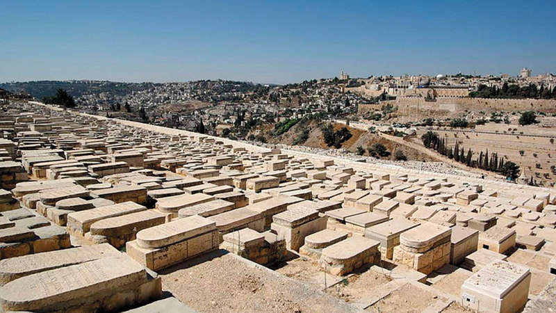 25 ألف قبر تضم المقبرة الحديثة استغرق إنشاؤها 4 سنوات
