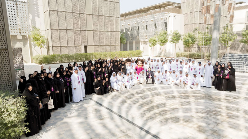 «الملتقى» شهد حضور أكثر من 600 مدير ومعلم وإداري. من المصدر