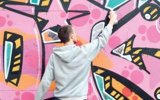 الصورة: «الفن الحضري دبي» يحتفي بإبداعات من الشارع