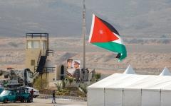 الصورة: الأردن يعلن انتهاء العمل مع إسرائيل بملحقي الباقورة والغمر