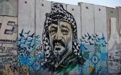 """الصورة: الذكرى الـ15 لرحيل عرفات.. الفلسطينيون يفتقدون لمكانة """"أبو عمار"""" الرمزية"""