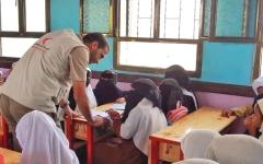 الصورة: الإمارات تعيد تأهيل 36 مدرسة في الساحل الغربي لليمن