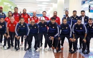 منتخب الشاطئية إلى الباراغواي تحضيراً لكأس العالم