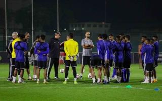 المنتخب الأولمبي يواجه سورية غداً في كأس دبي الدولية