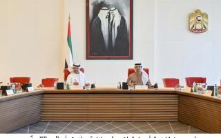 الصورة: منصور بن زايد: صندوق أبوظبي للتنمية يؤدي دوراً مهماً في دعم الاقتصاد الوطني