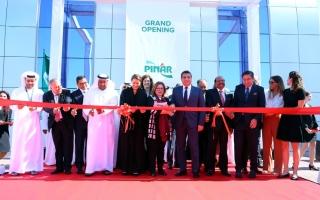 الصورة: تدشين أول مصنع جبن يحمل علامة «صنع في الامارات» بـ100 مليون درهم