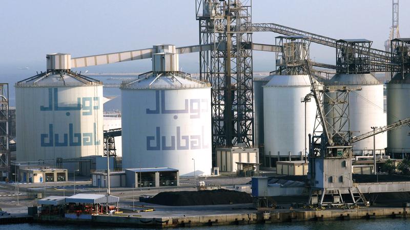 دبي للألمنيوم «دوبال» بدأت الإنتاج في عام 1979 بطاقة إنتاجية 135 ألف طن سنوياً. أرشيفية