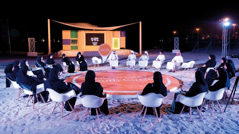 المشاركون في الجلسة أكدوا أن القراءة جسر أساسي لتنمية قدرات الإنسان. من المصدر