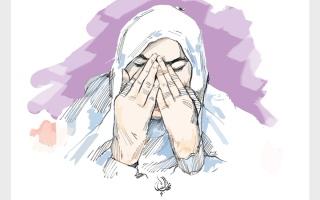الصورة: «ضغط الشريان» المزمن يهدد حياة «أم إبراهيم»