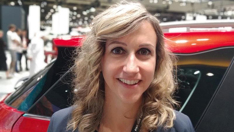 مارتا ريجيني: «سيارات (الكروس أوفر) (ترند) شائع في السوق المحلية، مع زيادة الإقبال عليها».