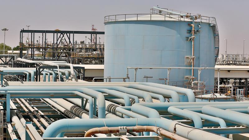 حقل «باب» يعتبر من أكبر الأصول البرية المنتجة لنفط «مربان». من المصدر