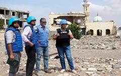 الصورة: البعثة الأممية: نبذل جهداً كبيراً لإرساء الأمن في الحديدة