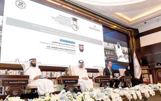 الصورة: 12 توصية لتأهيل «الثروة البشرية» الإماراتية