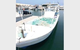 الصورة: 5 مخاطر تواجه الصيادين في الاضطرابات الجوية