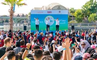 الصورة: «تحدي دبي للياقة 2019» ختام حافل بالفعاليات المميزة