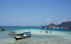 الصورة: «كومودو» الإندونيسية.. من أجمل بقاع الأرض