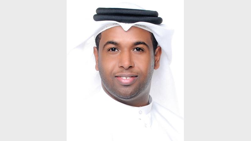 أحمد الزعابي:  «حماية المستهلك  في اقتصادية دبي  تسعى لتسخير  أفضل الخدمات  للمتعاملين».