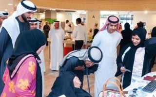الصورة: دائرة تنمية المجتمع تقيس جودة حياة المتقاعدين في أبوظبي