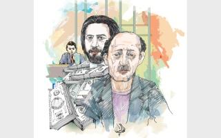 الصورة: 5 سنوات سجناً «لضابطي إنتربول» وهميين