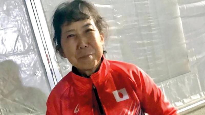 اليابانية تيرو تاناكا