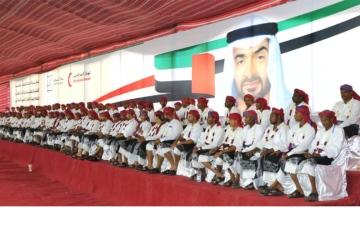 الصورة: بتوجيهات محمد بن زايد.. «الهلال» تواصل تنظيم الأعراس الجماعية في اليمن