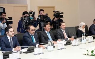 الصورة: 8 مليارات درهم استثمارات  إمـاراتيـة في أذربيجان
