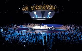 الصورة: «منتدى المرأة العالمي 2020».. في دبي بـ «قوة التأثير»