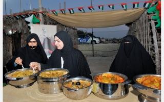 الصورة: 40 فعالية في مهرجان السمحة