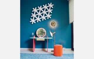 الصورة: تشكيلات بروح المرح في «دبي للتصميم»