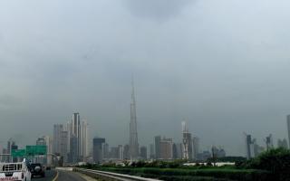 الصورة: «الأرصاد»: طقس اليوم غائم.. واحتمال سقوط أمطار