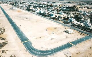 الصورة: بلدية أبوظبي تنفذ مشروعين للطرق والبنية التحتية في السمحة