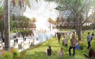الصورة: «مساعد افتراضي» يرشد زوّار «إكسبو 2020 دبي» بالذكاء الاصطناعي