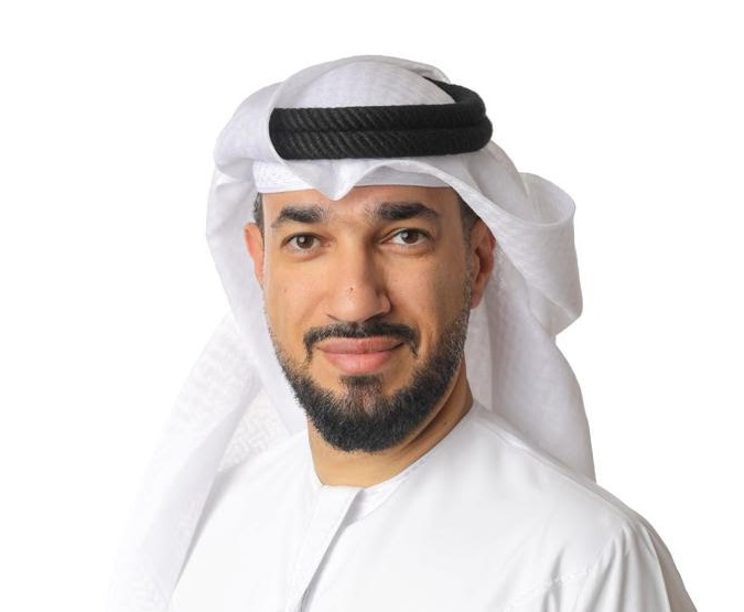 أحمد العوضي: «التطبيق يتيح إجراء مختلف المدفوعات المالية من أي مكان في دولة الإمارات وإليها».