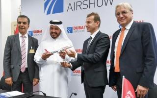 الصورة: «العربية للطيران»: طلبية لشراء 120 طائرة بـ 51.4 مليار درهم