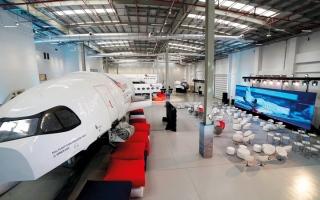 الصورة: إطلاق مركز مستقل للتدريب على السلامة الجوية في دبي