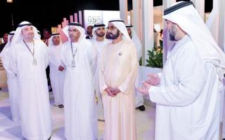 الصورة: محمد بن راشد: نرسّخ ثقافة حب الخير والتسامح لتظل الإمارات رمزاً للسلام والحضارة
