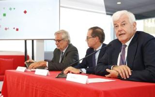 الصورة: إيطاليا تعتزم طرح ابتكارات تقنية في الطيران والفضاء خلال «إكسبو 2020 دبي»