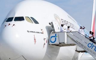 الصورة: صفقات «دبي للطيران 2019» ترتفع إلى 177 مليار درهم