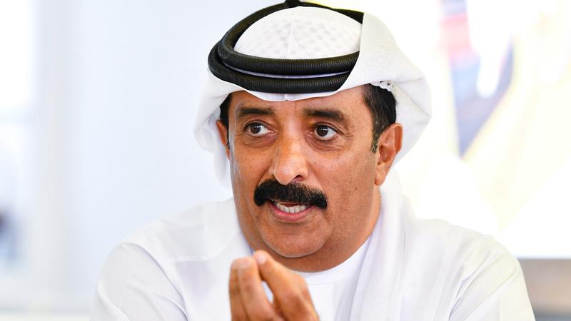 جمال الحاي: «مباحثات مع مزيد من الناقلات الجوية، لبدء رحلاتها إلى دبي خلال الفترة المقبلة».