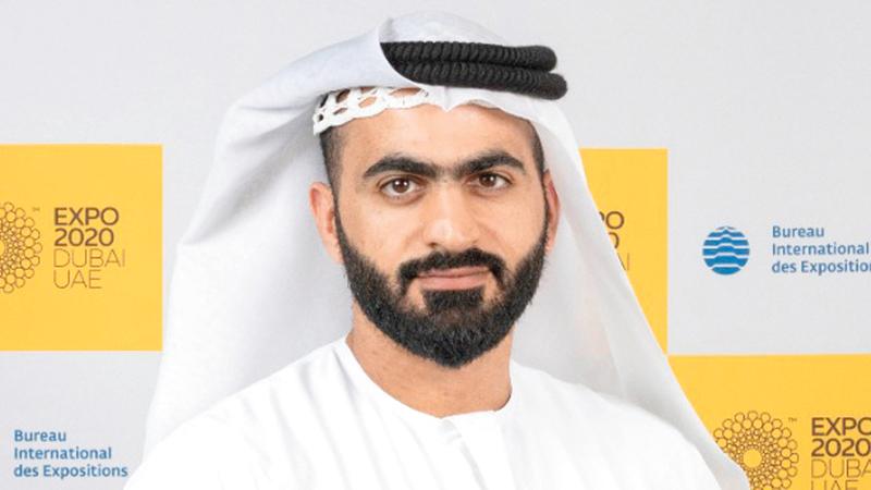 خالد شرف: «استقطاب الشركات لـ(إكسبو) لتوليد شراكات استراتيجية، وبحث الفرص المتاحة في المنطقة والعالم».