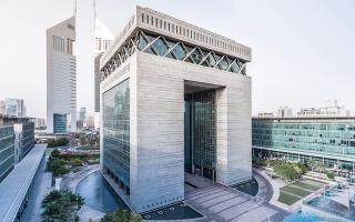 الصورة: قانون للملكية الفكرية في «دبي المالي العالمي»