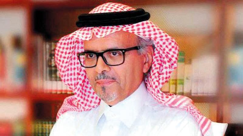 سعد البازعي. من المصدر