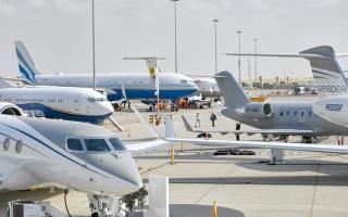 الصورة: 37.7 مليار درهم صفقات اليوم الرابع من «دبي للطيران 2019»