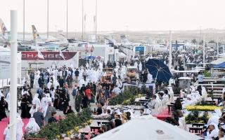 الصورة: «إكسبو 2020 دبي» يحوّل أنظار شركات صناعة الطيران إلى الإمارة